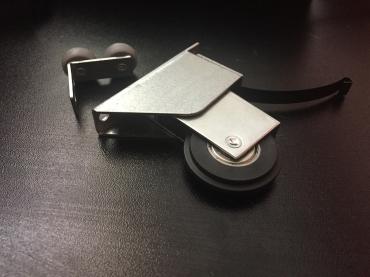 Комплект роликов симметричные, асимметричные, для эко дверей